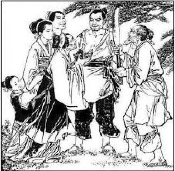 唐代传奇小说一:大战雷神的古代川普