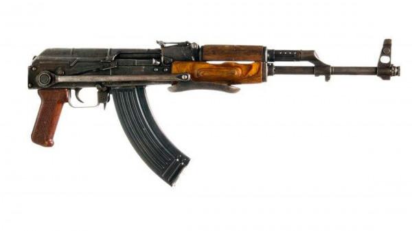 《步兵轻武器》