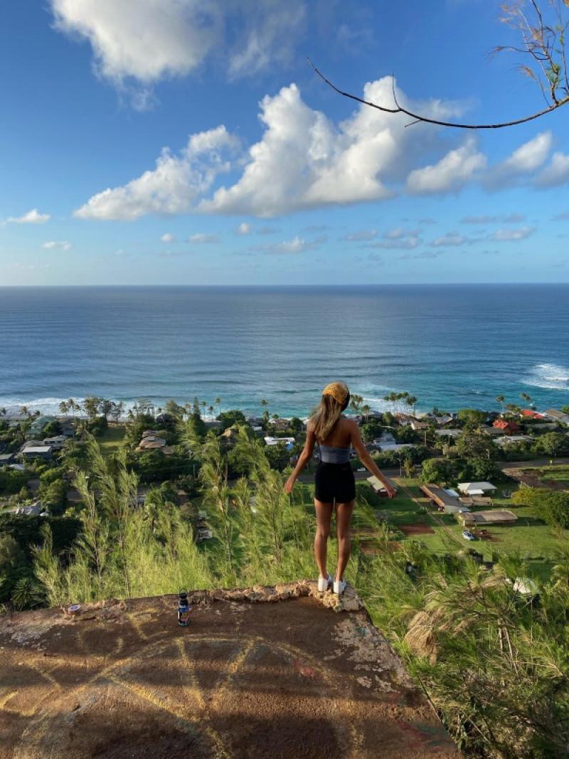情系夏威夷 16: 和摄影师的邂逅