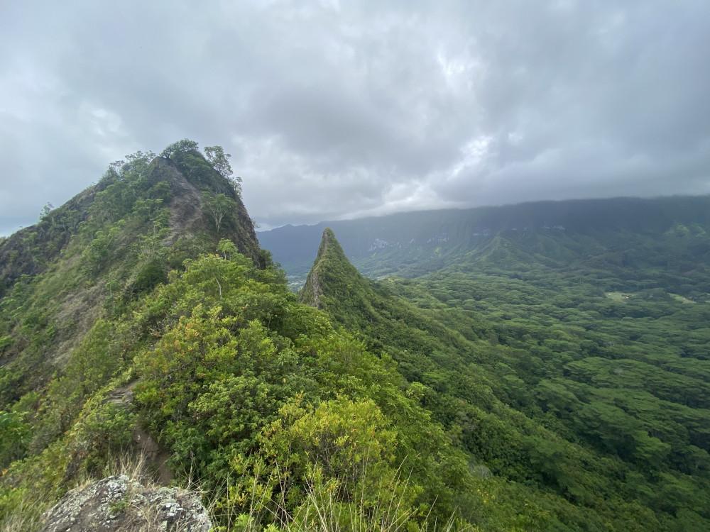 情系夏威夷 23: 无限风光在险峰