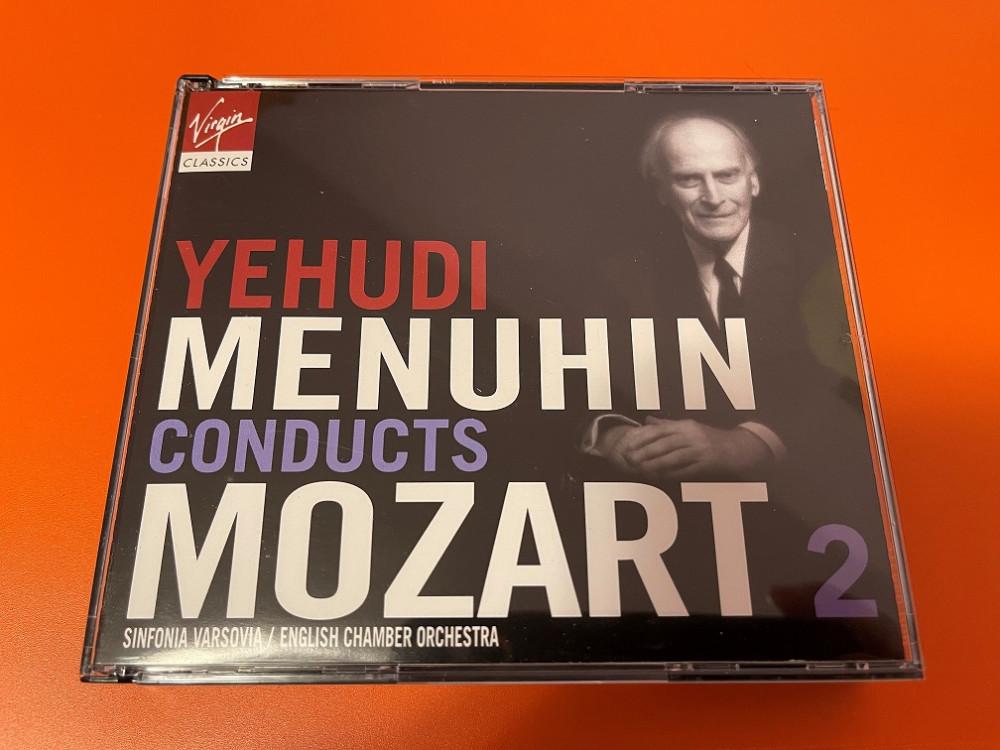 2021年7月8日 耶胡迪·梅纽因 指挥的莫扎特作品(Yehudi Menuhin)II