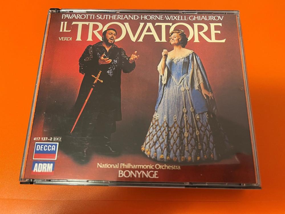 2021年7月17日 威尔第歌剧《吟游诗人》V (Pavarotti / Sutherland)