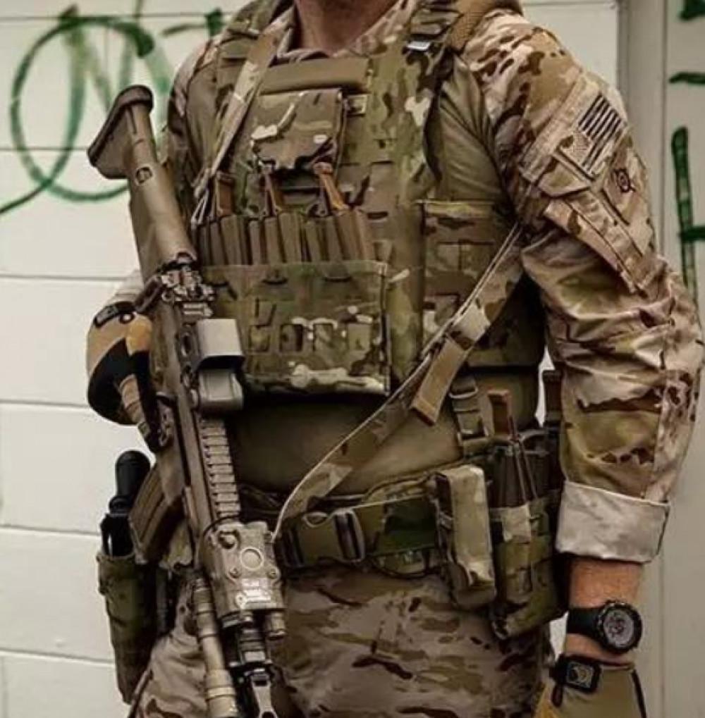 我在美国参与军事项目的一些经历