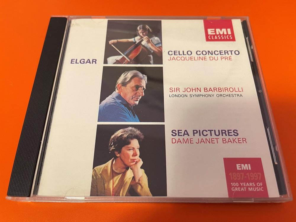 2021年9月16日 埃尔加 大提琴协奏曲 / 海景 (Jacqueline du Pré / John Barbirolli / Janet Baker)