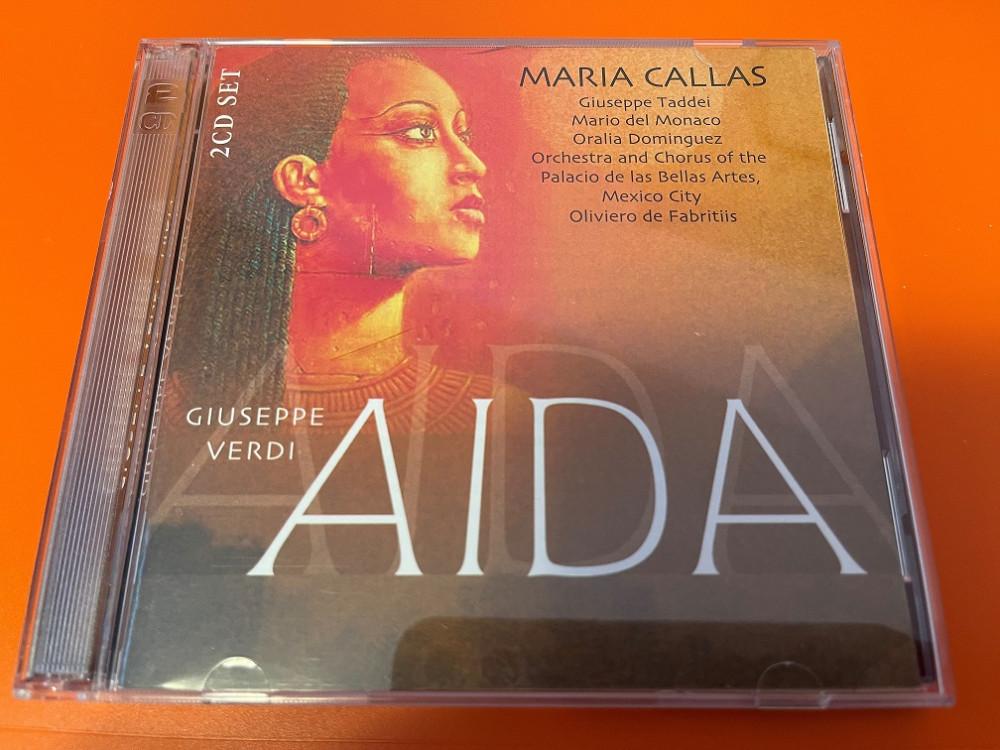 2021年9月26日 威尔第歌剧《阿依达》VII (Callas / Monaco)