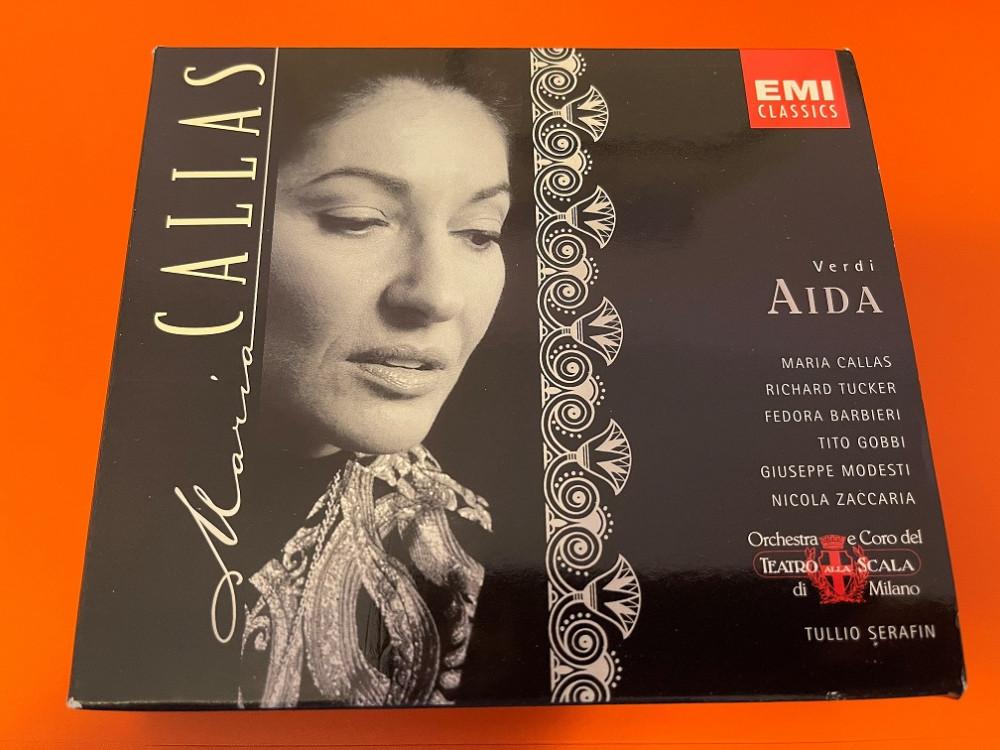2021年9月27日 威尔第歌剧《阿依达》VIII (Tullio Serafin / Callas / Richard Tucker)